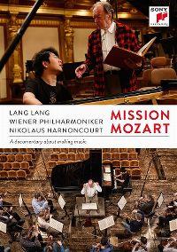Cover Lang Lang / Wiener Philharmoniker / Nikolaus Harnoncourt - Mission Mozart [DVD]